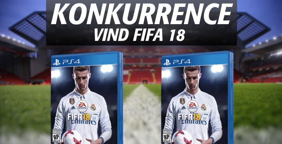 Konkurrence Vind Fifa 18 Plbolddk